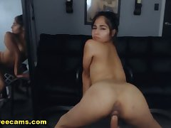 Hot Latina Hot Performance Live On Cam