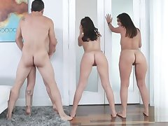 BLINDFOLD and PUSSIES- LUCKY Defy